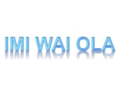 Imi Wai Ola